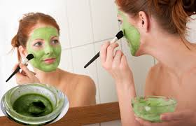 use basil leaves and mint leave for acne